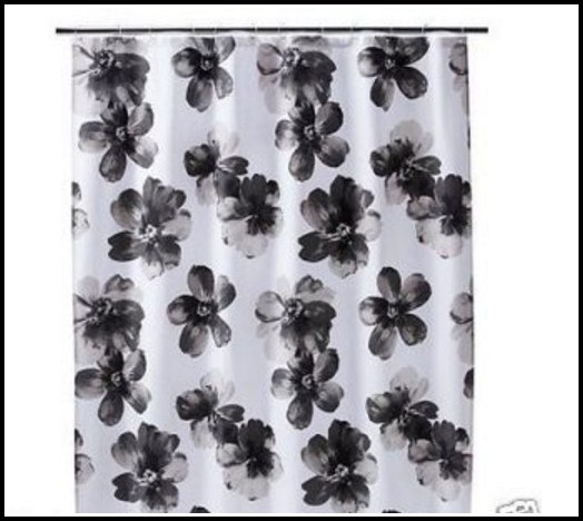 Black And White Curtains Amazon