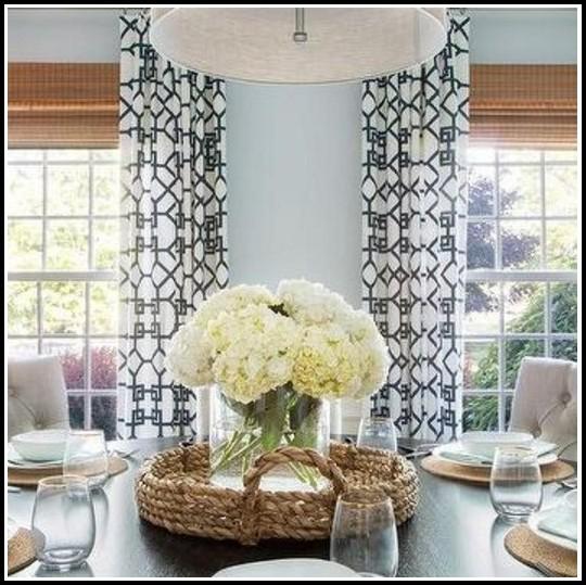 Black And White Trellis Fabric