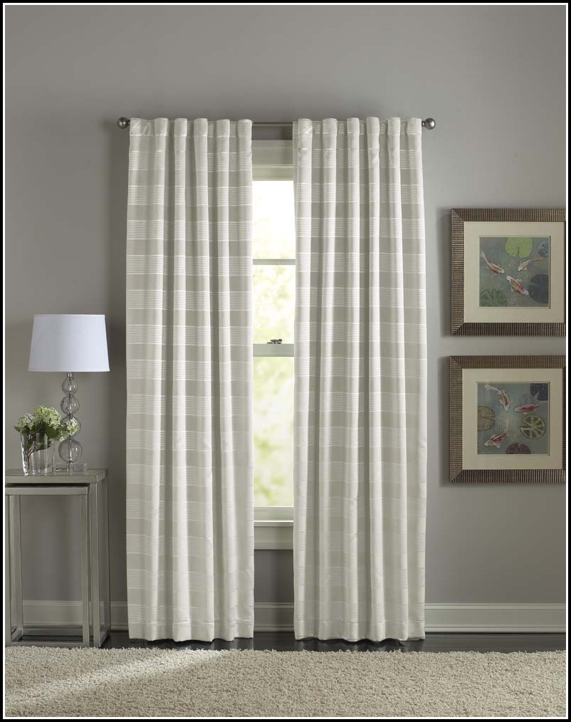 Blue Curtains 95 Inches Long