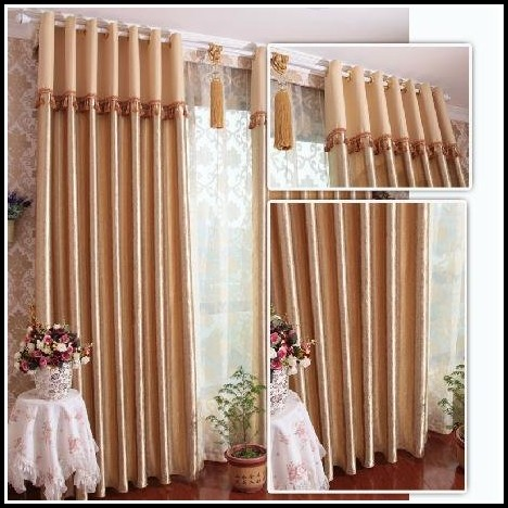 Cafe Curtains For The Living Room