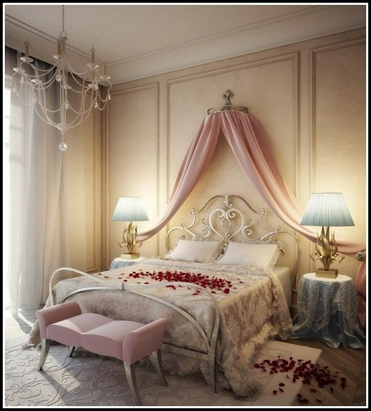 Canopy Drapes For Twin Bed