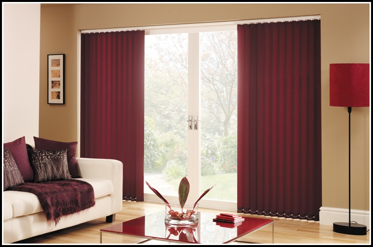 Combining Vertical Blinds With Curtains
