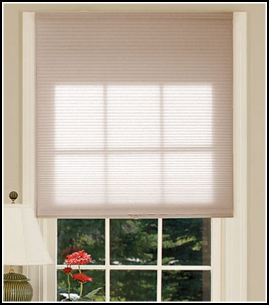 Country Curtains Thermal Roman Shades