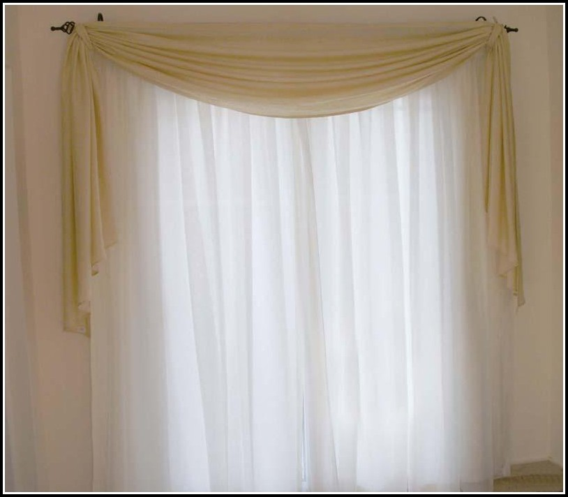Covering Vertical Blinds With Curtains