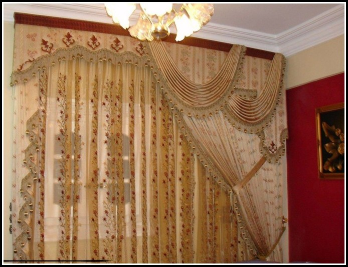 Curtain Colours For Living Room