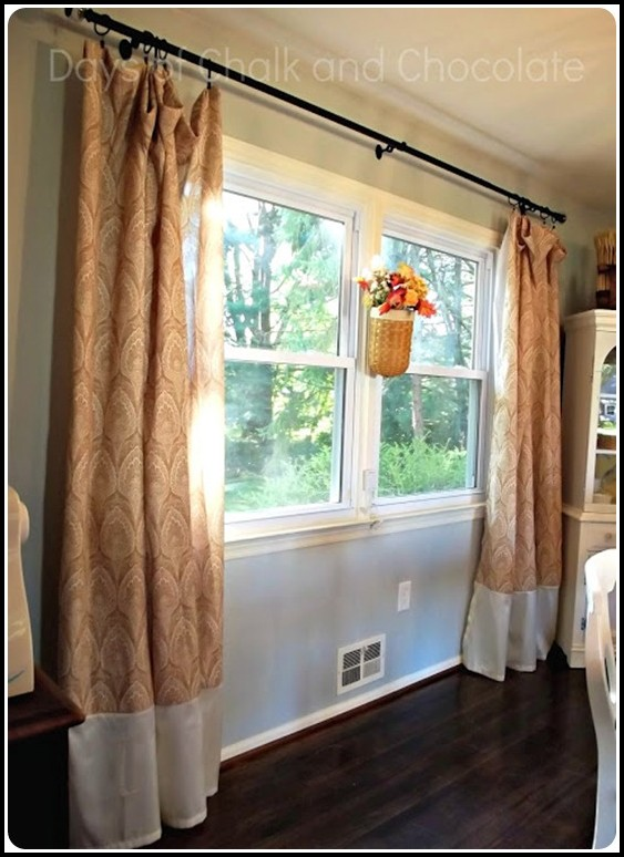 Curtain For Small Window By Front Door