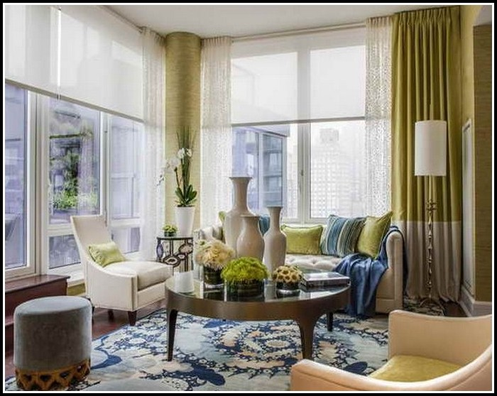 Curtain Ideas For Large Windows Pictures