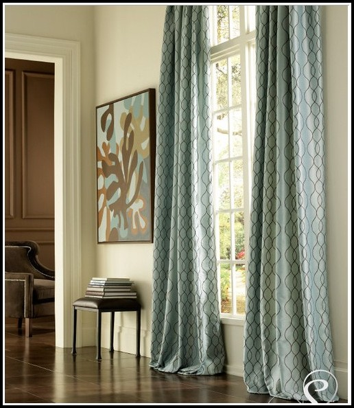 Curtain Ideas For Living Room 2 Windows