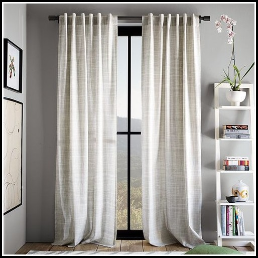 Curtain Ideas For Living Rooms