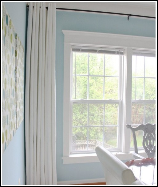 Curtain Ideas For Short Wide Windows