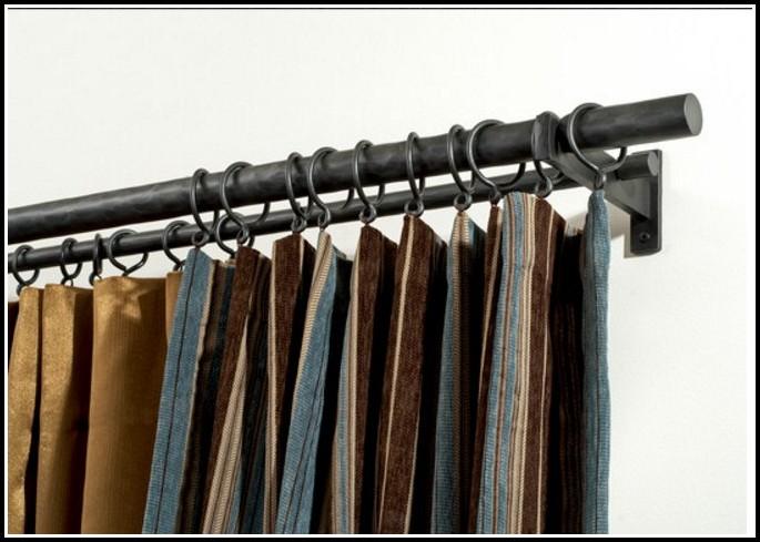 Curtain Rod Brackets For Corners
