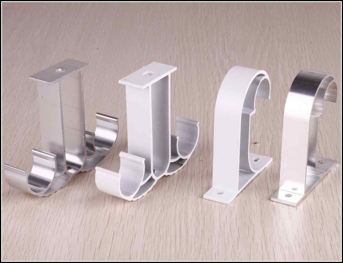 Curtain Rod Ceiling Bracket