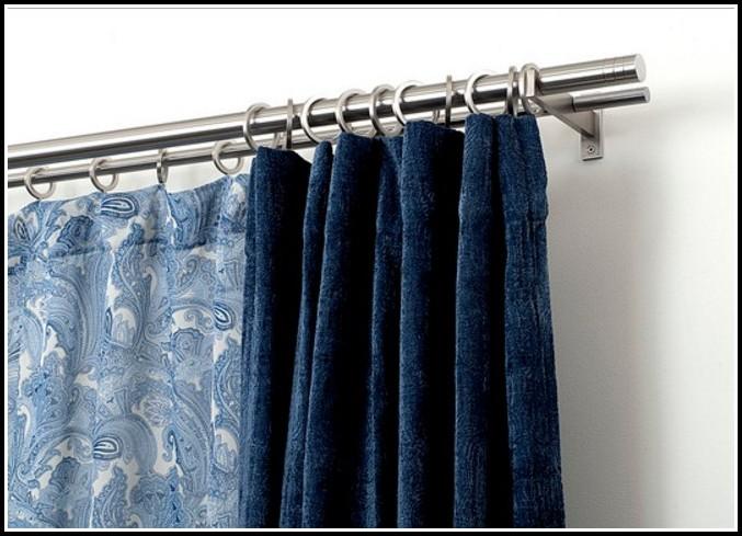 Curtain Rod For Corner Tub