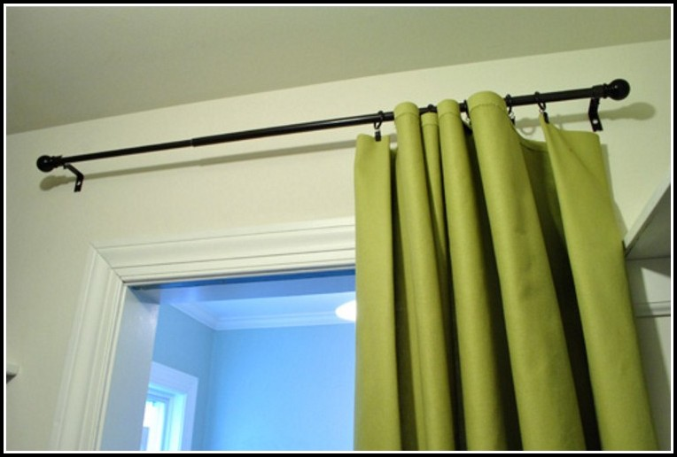 Curtain Rod Rings Without Clips