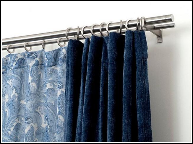 Curtain Rods For Bay Windows Ikea