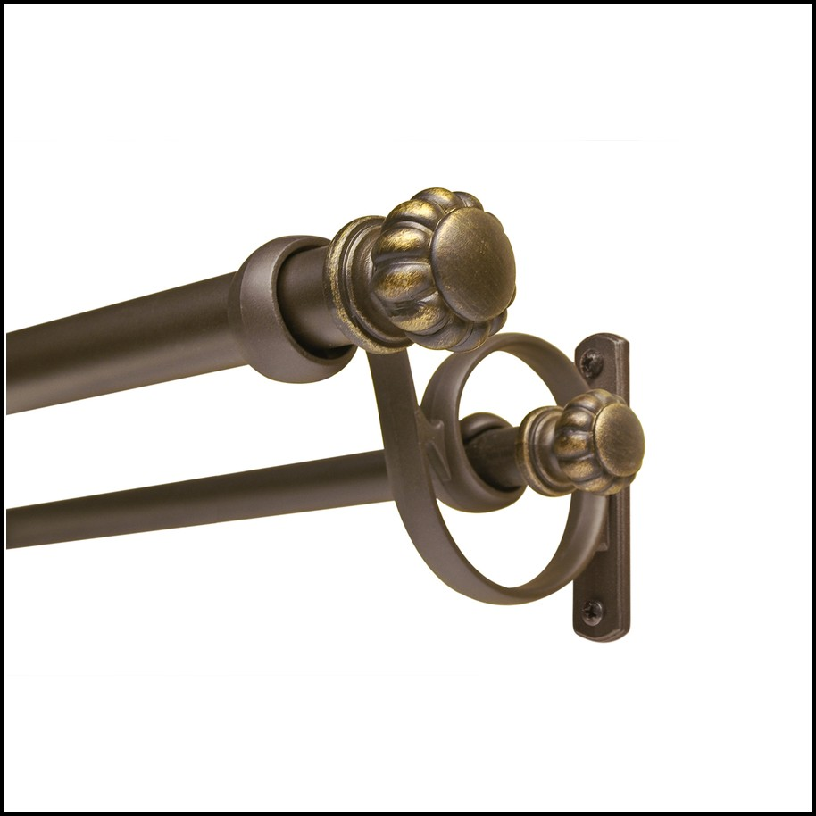 Curtain Rods Over 144 Inches