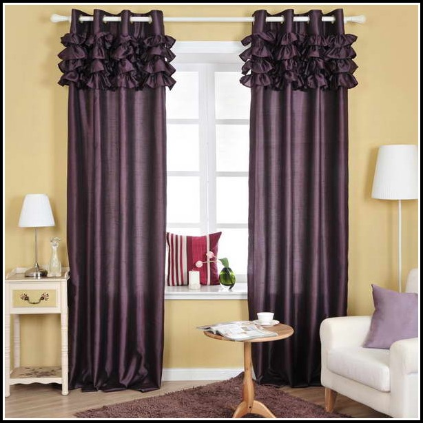 Curtain Styles For Bay Windows
