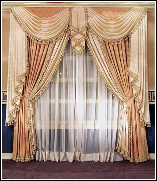 Curtain Styles For Cottage Windows