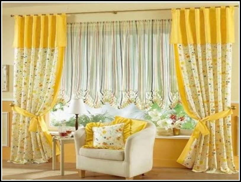 Curtain Styles For Kitchen Windows