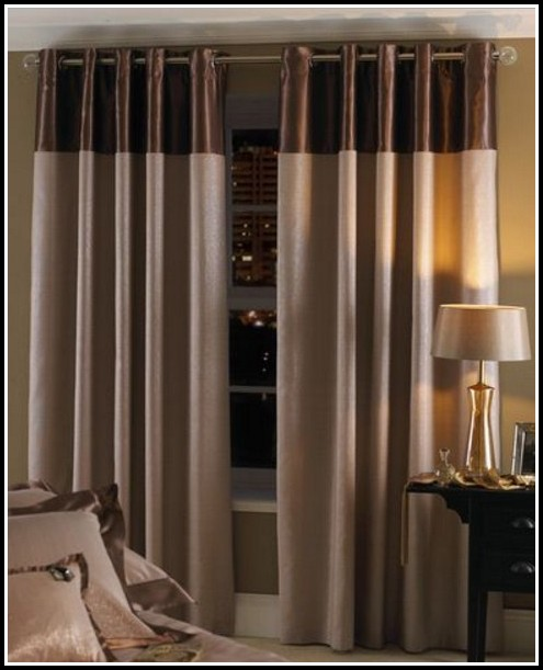 Curtain Styles For Large Windows