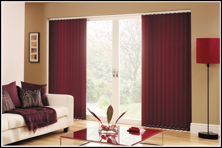 Curtain Toppers For Vertical Blinds