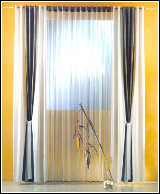 Curtain Valance For Vertical Blinds