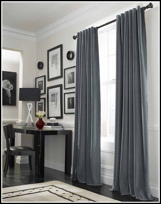Curtains And Drapes For Picture Windows