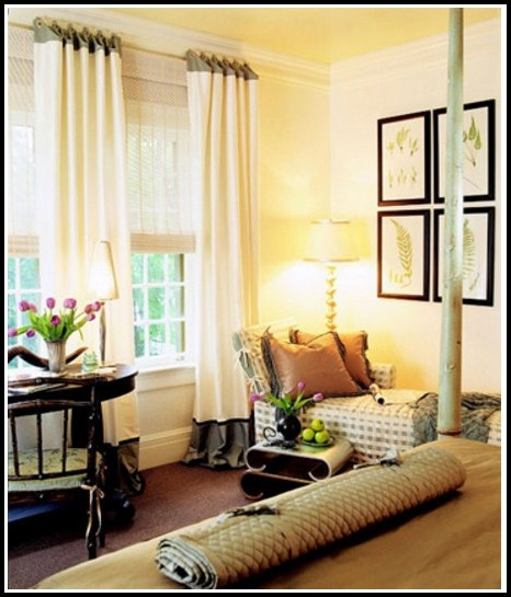 Curtains And Window Treatments For French Doors