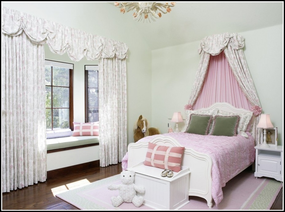 Curtains For A Large Bay Window