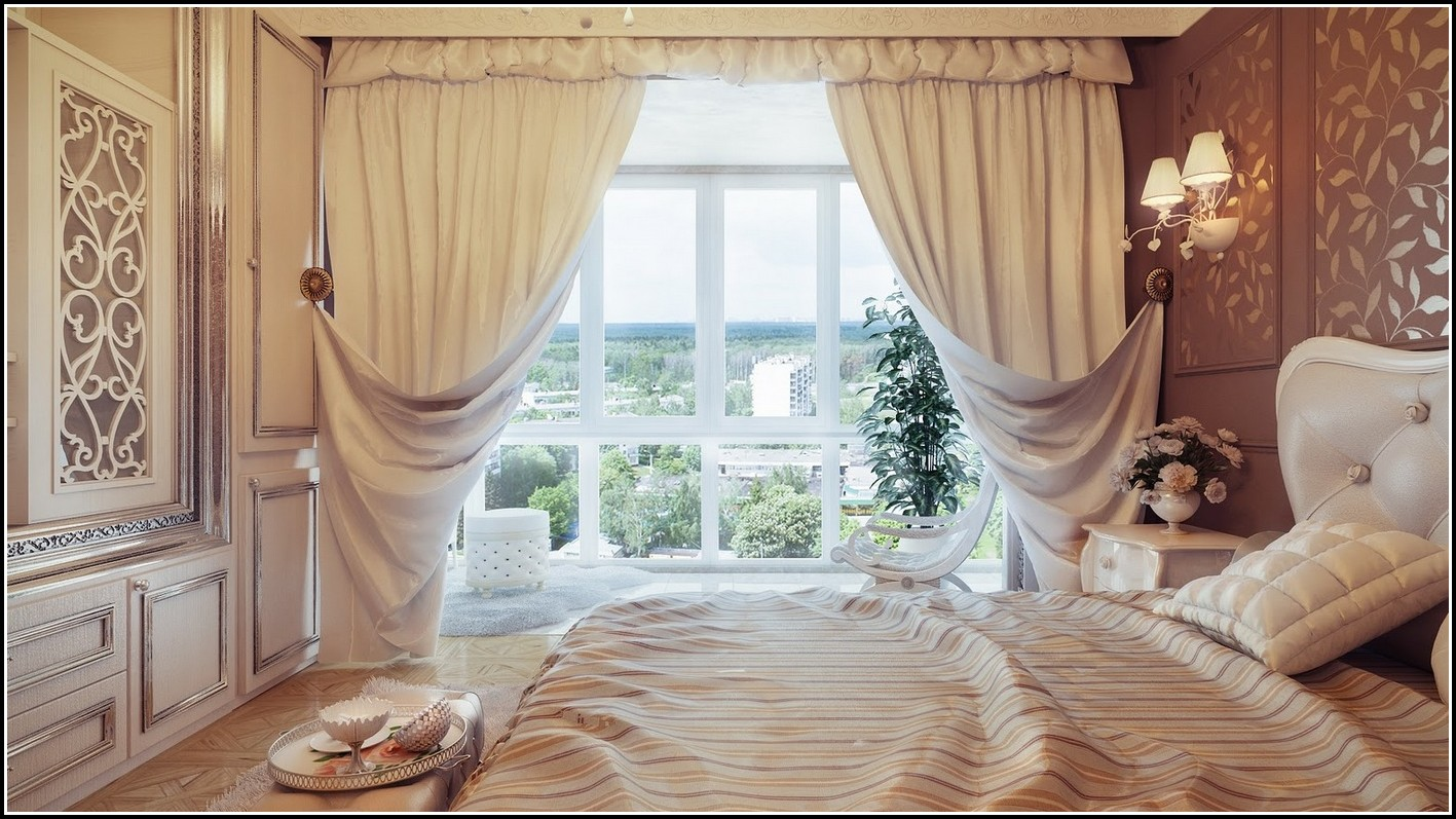 Curtains For Arched Bedroom Windows