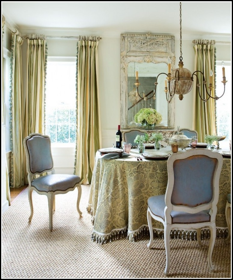 Curtains For Formal Dining Room