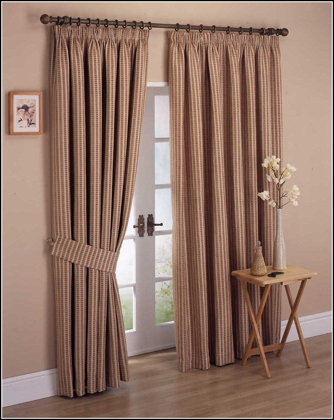 Curtains For High Bedroom Windows