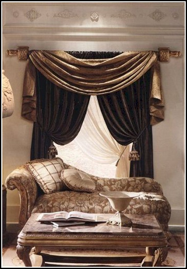 Curtains For Living Room Decorating Ideas