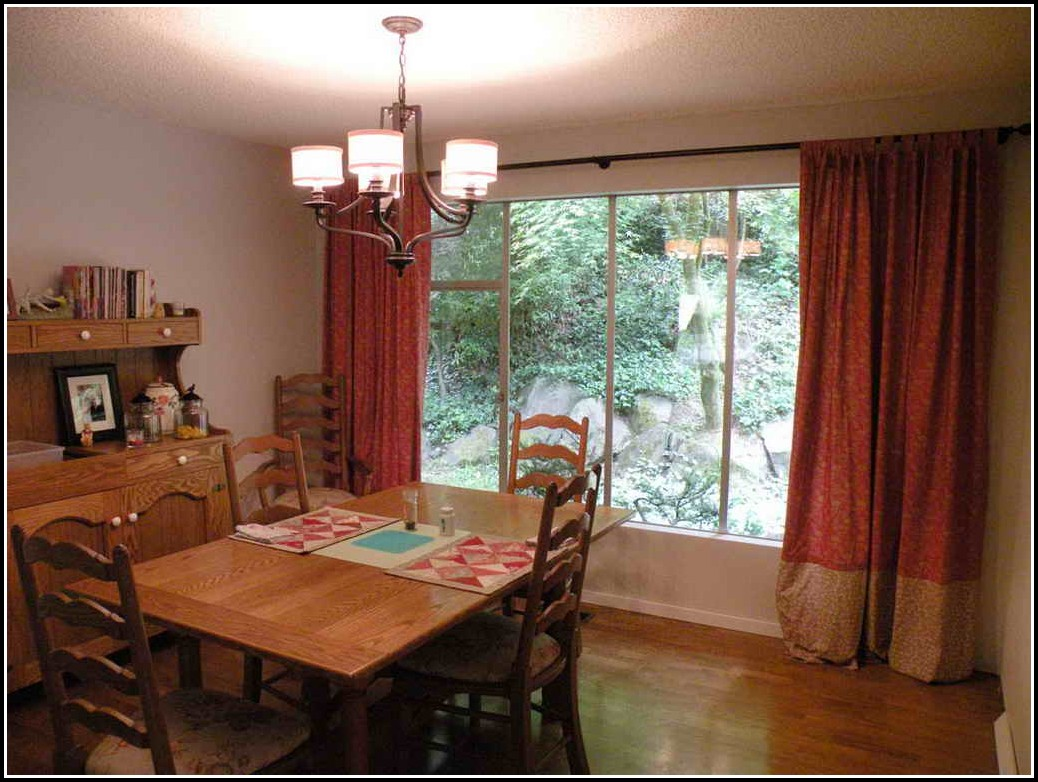 Curtains For Red Dining Room