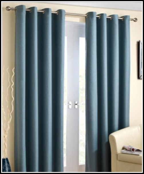 Curtains That Block Out Light And Noise