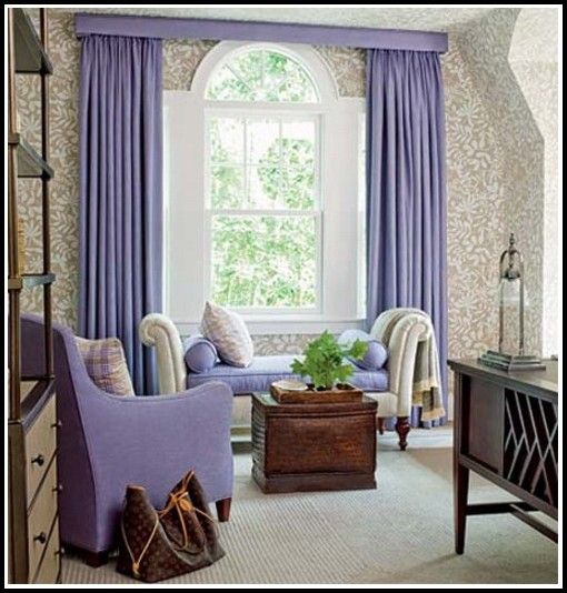 Diy Curtains For Big Windows