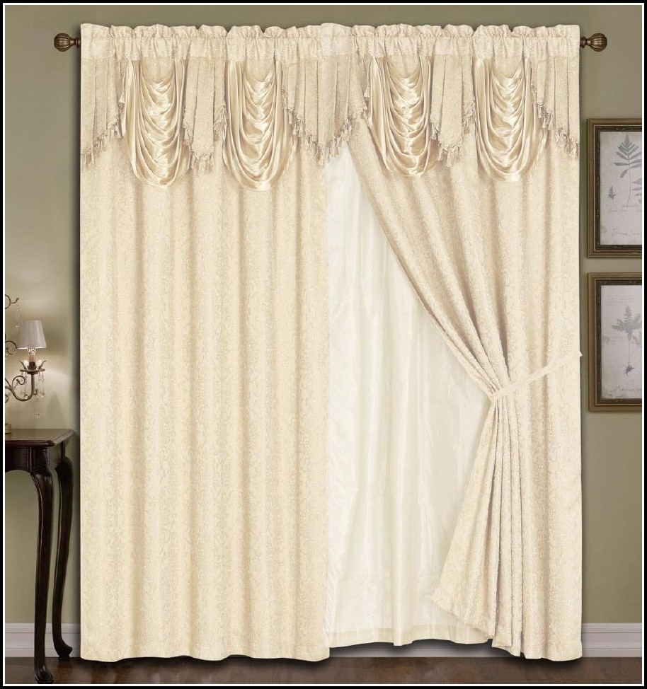 Double Curtain Rods 120 Inches