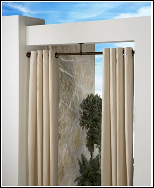 Double Rod Shower Curtain Rods