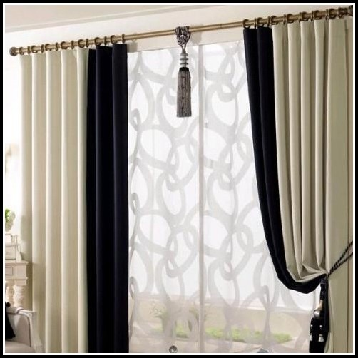 Elegant Curtains For The Living Room
