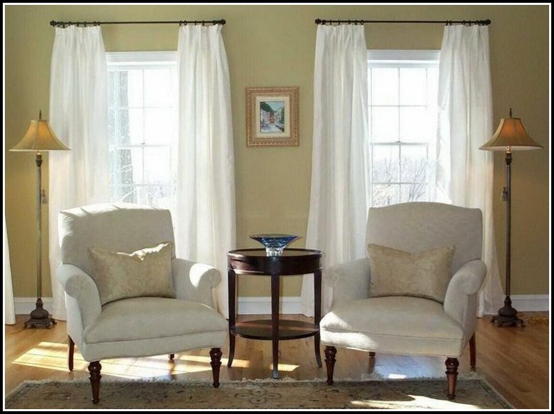 Extra Long Window Treatments