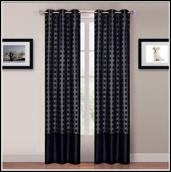 Grommet Curtain Panels 84