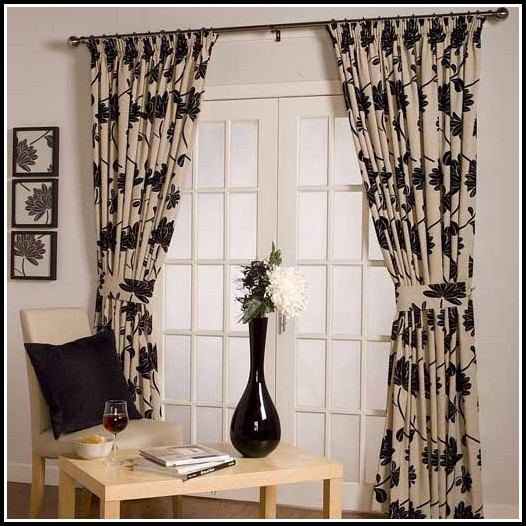 Hang Drapes From Ceiling