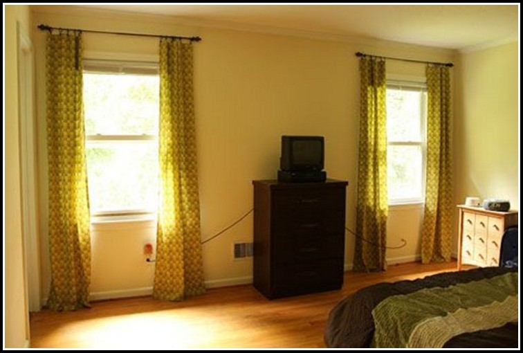Hanging Curtains From Ceiling With Command Hooks