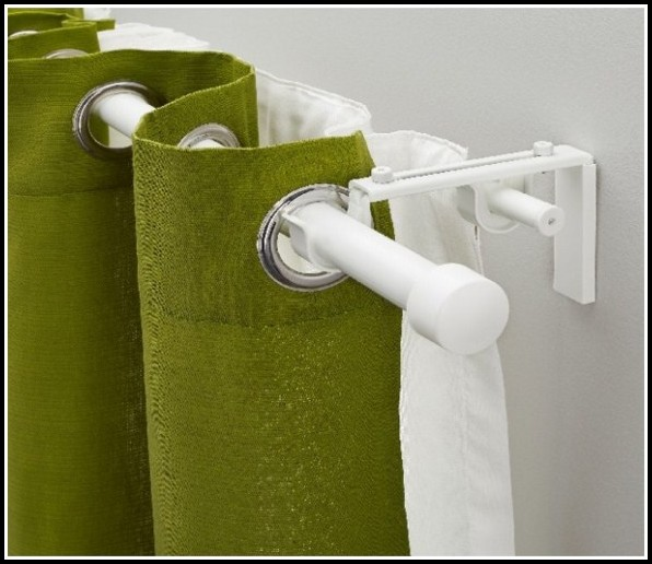 Heavy Duty Shower Curtain Rods