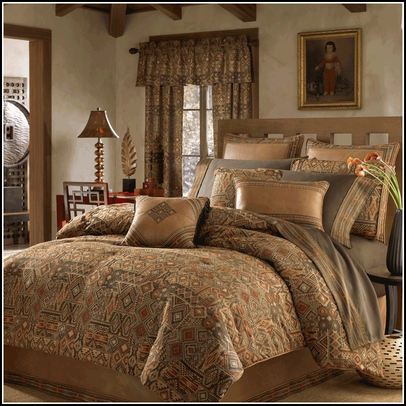 King Size Comforter Sets With Curtains
