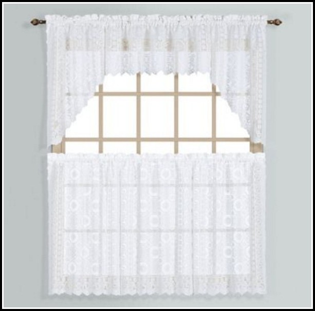 Kitchen Curtains 36 Inches Long