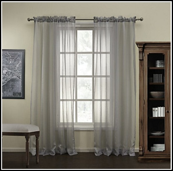 Lace Curtains 95 Inches Long