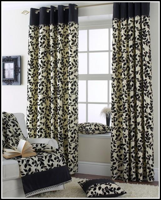 Living Room Curtain Ideas 2012