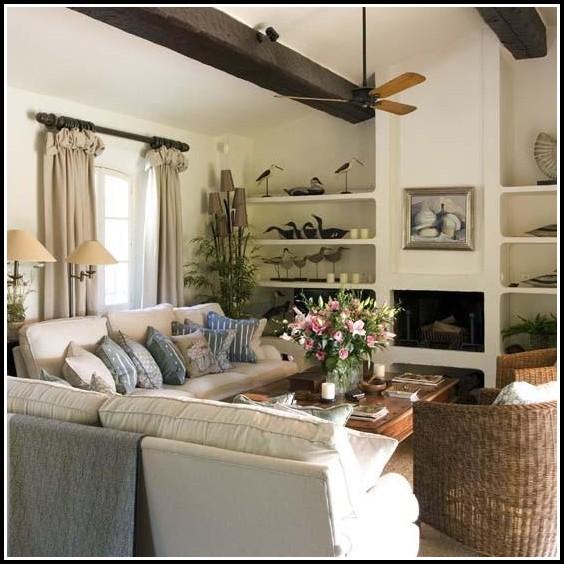 Living Room Curtain Ideas Modern