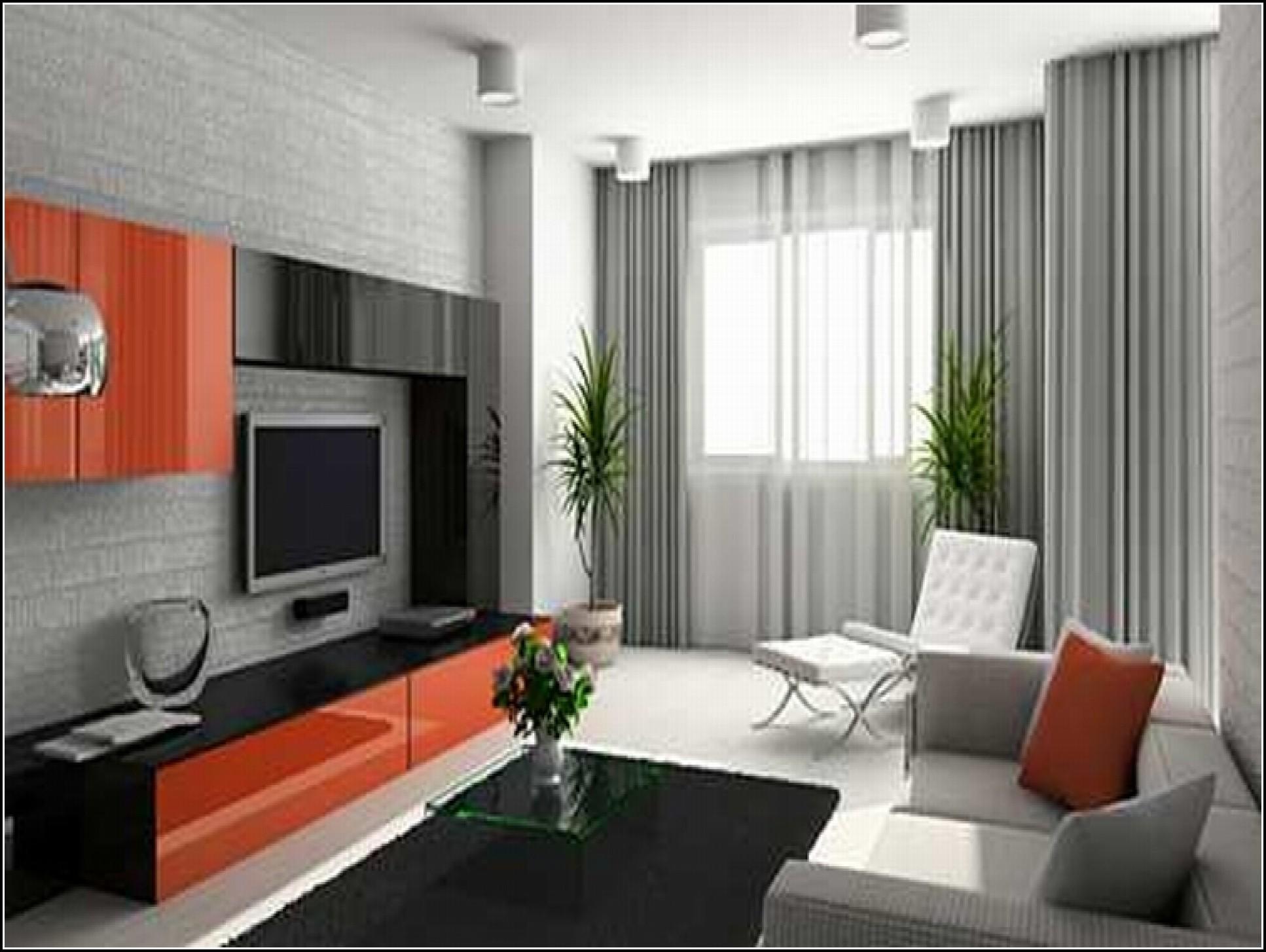 Living Room Window Curtains Designs